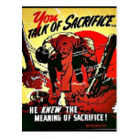 Ww2 Sacrifice Post Cards
