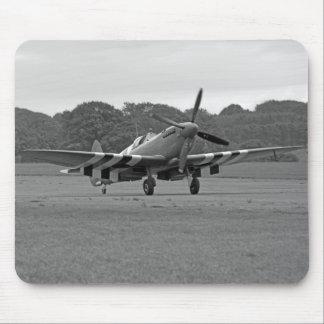 WW2 Spitfire Mousepad