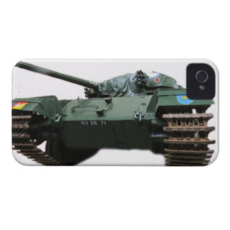 WW2 Tank iPhone 4 Cover