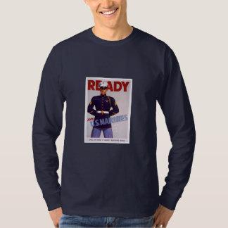 ww2 USMC 22 T-Shirt