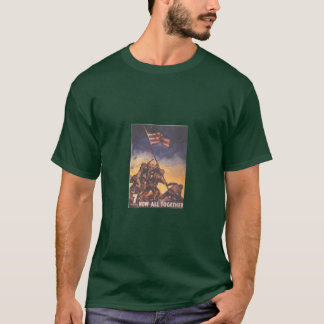 WW2 USMC 9 T-Shirt