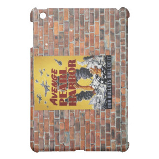 WW2 Wartime Propaganda Poster iPad Mini Case