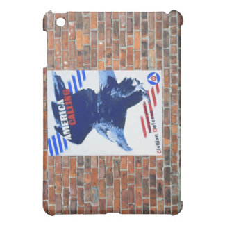 WW2 Wartime Propaganda Posters iPad Mini Case