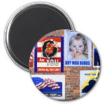 WW2 Wartime Propaganda Posters Magnet