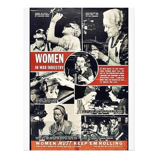 Ww2 Women Flyer