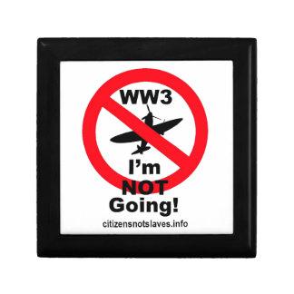 WW3 - I'm NOT Going Gift Box