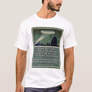WW 1 Patriotic Poster T-Shirt
