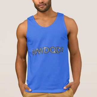 WWDQD? * What Would A Drag Queen Do? Tank Top