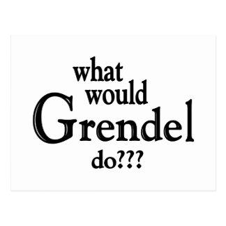 WWGD - Grendel Postcard