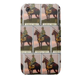 WWI German Uhlan iPhone 3 Covers