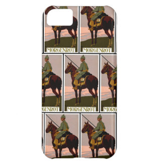 WWI German Uhlan iPhone 5C Cover