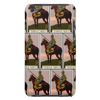 WWI German Uhlan Barely There iPod Covers