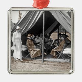 WWI Nurse Trainees Ornament