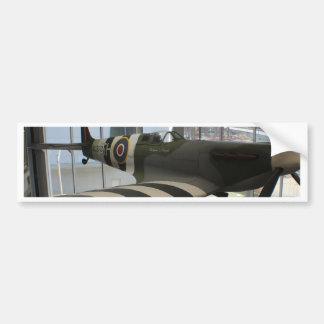 WWII Airplane #2 Bumper Sticker
