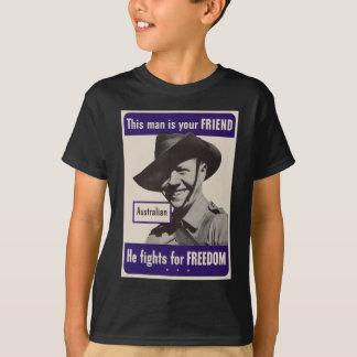 WWII Australian T-Shirt