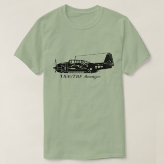 WWII Avenger T Shirts