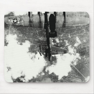 WWII B-17 Friendly Fire Incident no.2 Mouse Pad