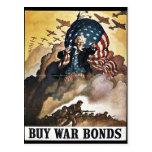 Wwii Bonds21 Postcard