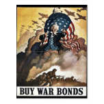 Wwii Bonds21 Postcards