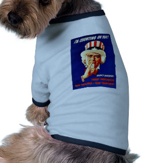 Wwii Counting Pet Clothing
