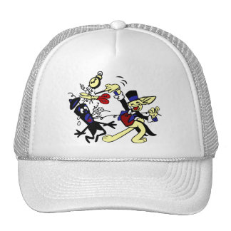 WWII EOD Rabbit Mesh Hat
