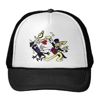 WWII EOD Rabbit Trucker Hats