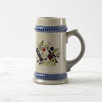 WWII EOD Rabbit Coffee Mugs