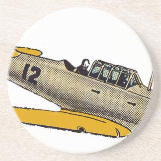 WWII Era Navy Plane Coaster