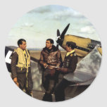 WWII German ME-109 Pilots Stickers