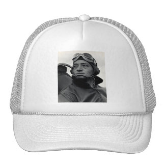 WWII Marine Corps Ace Major John Smith Cap