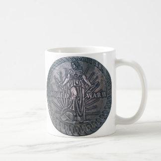 WWII Memorial Basic White Mug