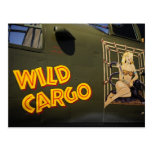 WWII Nose Art Postcards