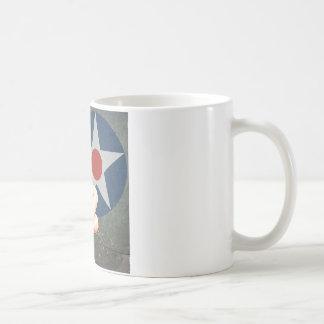 WWII Pin-up mug 1