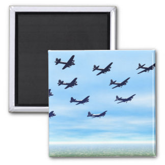 WWII Planes Magnet