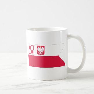 WWII Polish Air Force West Basic White Mug