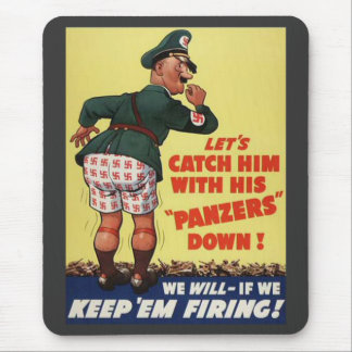 WWII Poster Mousepad
