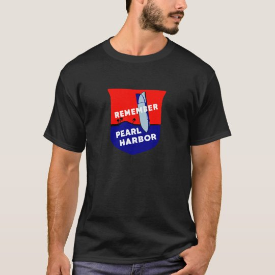 WWII Remember Pearl Harbour T-Shirt