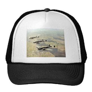 WWII Three Messerschmitt ME-110 Hat