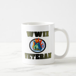 WWII Veteran Mug