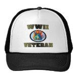 WWII Veteran Trucker Hat