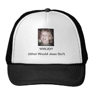 WWJD? TRUCKER HAT