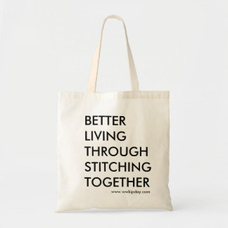 WWKIPDAY Better Living Tote