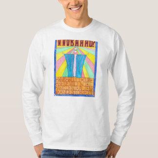 WWOBAAAD? Color Adult Long-Sleeved Tshirt