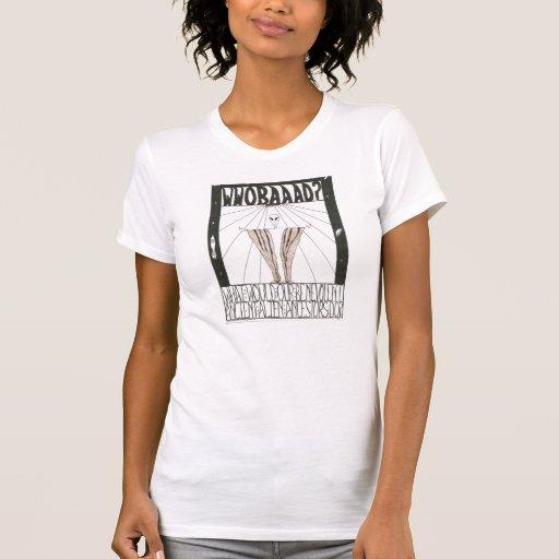 WWOBAAAD? Womens Tshirt