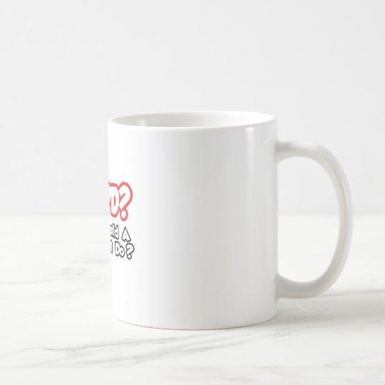WWPD...What Would a Pathologist Do? Coffee Mug