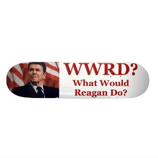WWRD? SKATEBOARD