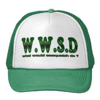 wwsd hat