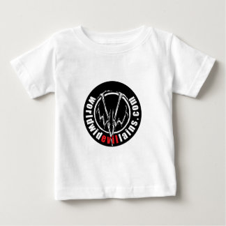 WWV round logo infant tee
