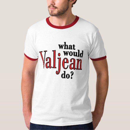 WWVD - Valjean T-Shirt