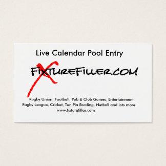 www.fixturefiller.com busness card